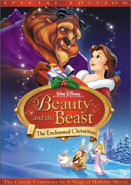 17. BEAUTY AND THE BEAST THE ENCHANTED CHRISTMAS (1997) LOVED THIS FILM. We watched it so much when it was released. I remember one Christmas, or more like the lead up to it, I was ill and we had this on repeat, while I drank lemon Gatorade. We watched it up until the point our VHS recorder broke. We now have it on DVD, and it's just as good as I remember it being. Small tip: definitely check this film out, as I've heard suspicions that some of the characters may appear in the Disney Live Action Film of Beauty and the Beast to be released in 2017.