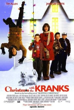 05. CHRISTMAS WITH THE KRANKS (2004) I didn't mind this film, (ok fine, maybe it's because I love Tim Allen and Jamie Lee Curtis) yes, it may be a little predictable. The ending always gets to me, and I have to say the whole snowman fiasco really intrigues me. Does this actually occur? Are there streets that force you to comply with their Christmas decoration standards?