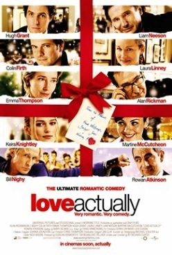 21. LOVE ACTUALLY (2003) BRILLIANT! BRILLIANT! BRILLIANT! So the cast is fan-freaking-tastic Emma Thompson, Alan Rickman, Rowan Atkinson, Liam Neeson, Bill Nighy, Gregor Fisher, Laura Linney, Rodrigo Santoro, Martin Freeman, Kris Marshall, Chiwetel Ejiofor, Keira Knightley, Colin Firth and Hugh Grant among others, just screams ultimate Christmas movie. I love the story lines. I love most of the characters, some naughty, some nice, and I especially love Hugh Grant dancing to Jump (For My Love). It's set in beautiful towns, with gorgeous settings and overall relatable stories that speak to a lot of people.