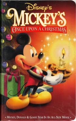 13. MICKEY'S ONCE UPON A CHRISTMAS (1999) I loved this, it's a collection of cute little tales from the different characters in the Disney world. Primarily Mickey's friends. Who remembers hidden Mickey? I'm pretty sure some feature in this collection. This was always a VHS (now DVD) we'd watch every year.