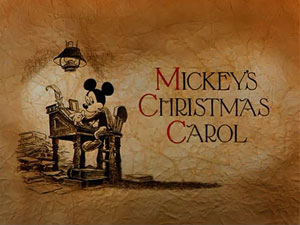 03. MICKEY'S CHRISTMAS CAROL (1983) You know me, a massive Disney fan. So when I first saw Mickey's Christmas Carol on the Disney Channel, I naturally had to watch it 20 times in a row.