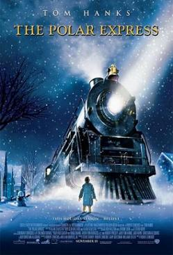 15. POLAR EXPRESS (2004) Lovely film, with another favourite, Tom Hanks. The creativity and design that went into this film is quite breathtaking. I love the idea too. The plot. A magical train comes in the middle of the night to transport you to the North Pole. The action in the film is pretty cool too. We actually went that one step further and bought the video game. Great fun over the Christmas break.