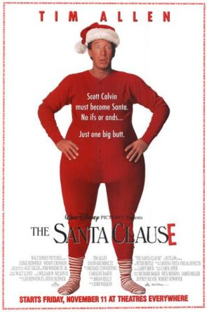 18. THE SANTA CLAUSE 1, 2 & 3 (1994, 2002 & 2006) Another marathon. As you know, I love Tim Allen, so when the first movie came out I was over the moon. The story is great, awesome concept, I would always think of this movie on Christmas Eve, wondering if the noise I heard coming from the roof was Santa. Numbers two and three work just as well. Plus with the addition of Martin Short in the third, brilliant!