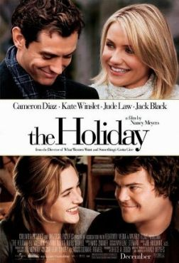 22. THE HOLIDAY (2006) ANOTHER GREAT FILM! I love the combo of characters and actors, as well as the story, well actually, concept behind it all. Cameron Diaz and Kate Winslet have had enough of the people they deal with in their everyday lives and engage in a house swap over the holidays. What then happens is pure delight for those of us sitting on the couch sipping tea and enjoying gingerbread cupcakes. The ingredients for this delicious recipe include the adorable duo Jack Black and Jude Law. Definitely watch this!
