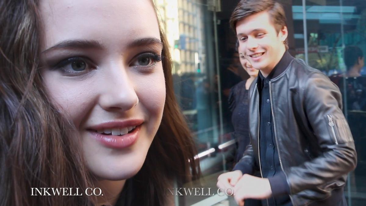 Love Simon Meet Greet With Nick Robinson Katherine Langford